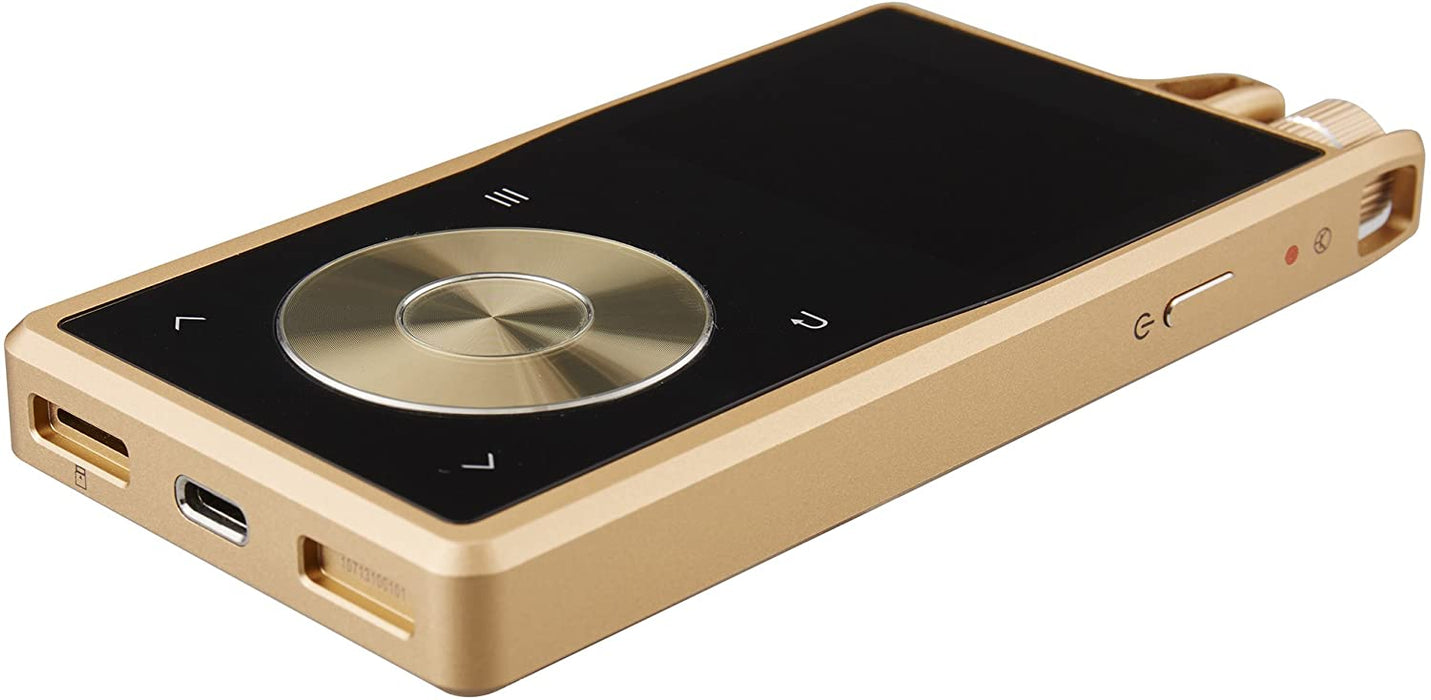 QUESTYLE QP2R High-Res Lossless Digital Audio Player Portable DAP HiFiGo