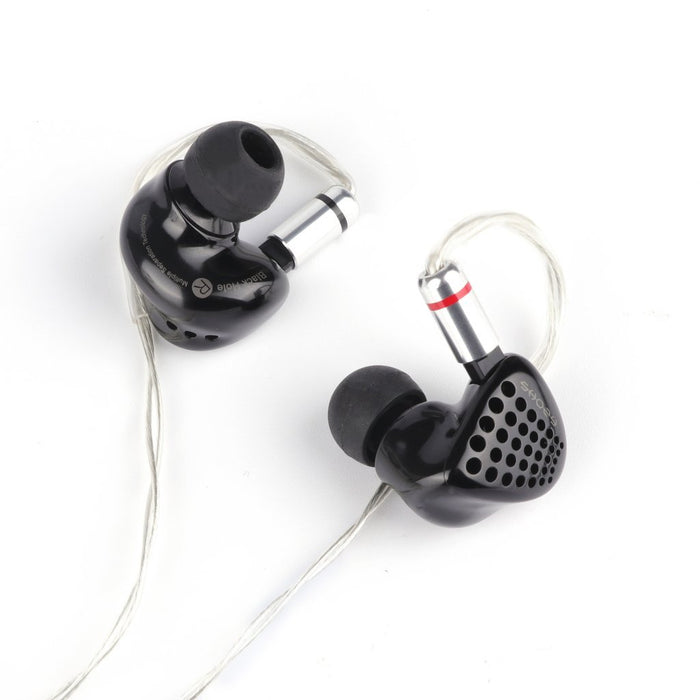 Shozy Black Hole 1DD HiFi In-ear Earphone HiFiGo