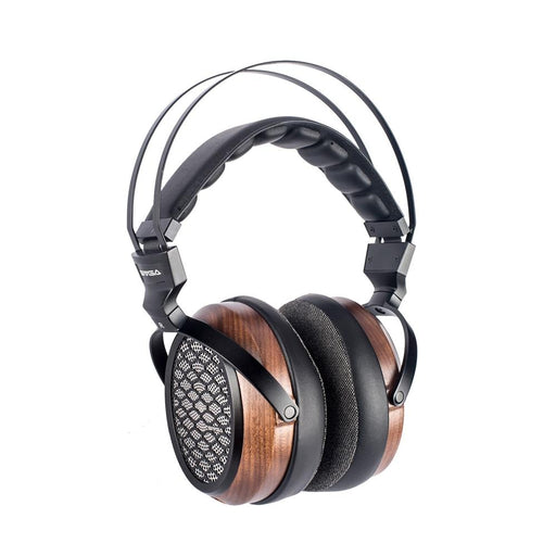 SIVGA P-Ⅱ Over Ear Open Back Walnut Wood Planar Magnetic Headphone HiFiGo