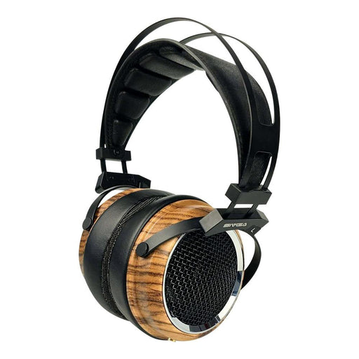 SIVGA PHOENIX Over Ear Open Back Zebra Wood Dynamic/Moving-coill Driver Headphone HiFiGo