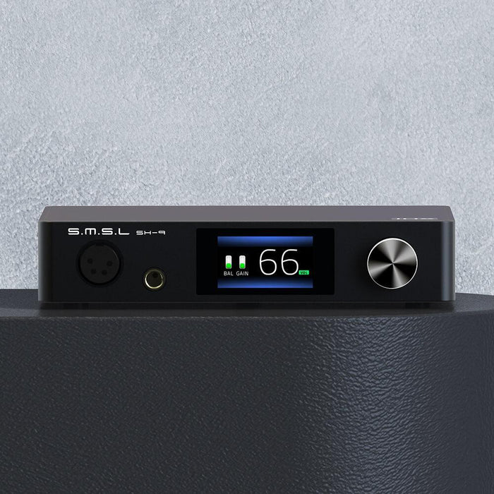 SMSL SH-9 Balanced Headphone Amplifier HiFiGo