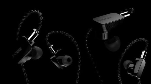 SoftEars Turii Single Dynamic Driver Earphones Magnetic Circuit Design HiFiGo