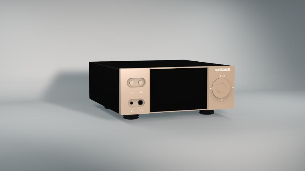 Soundaware A1X Multifunctional Streaming music player Roon DLNA Airplay HiFiGo