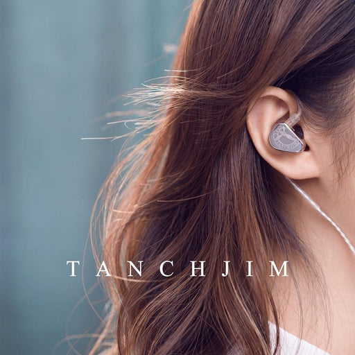 TANCHJIM Oxygen Carbon Nanotube Diaphragm Dynamic Driver HiFi In-ear Earphone HiFiGo