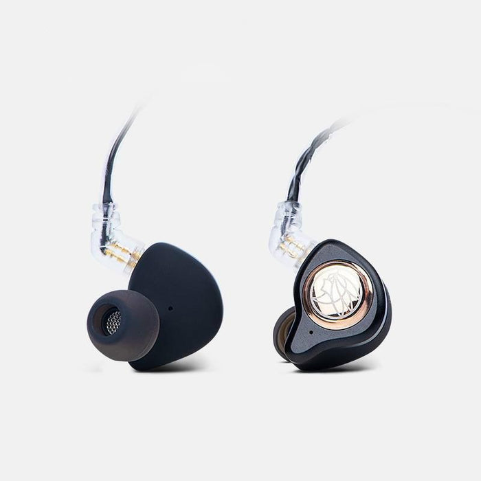 TFZ KING II HiFi In-ear Monitor Earphone Dynamic Graphene Driver Earphone HiFiGo