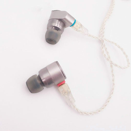 TINHIFI T2 2DD Double Dynamic Drive in Ear Earphone HiFi Bass Earphone HiFiGo