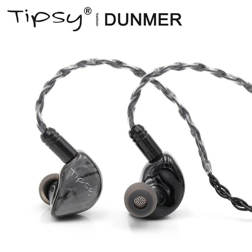 Tipsy Dunmer 9.2mm Dynamic Driver HIFI Audio In-ear Earphone HiFiGo