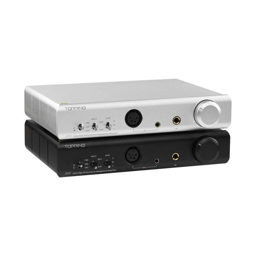 TOPPING A90 Full Balanced Headphone Amplifier AMP XLR Pre-Amplifier HiFiGo