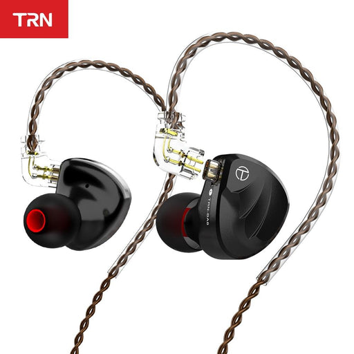 TRN BA8 16BA Driver Unit In Ear Earphone HiFiGo
