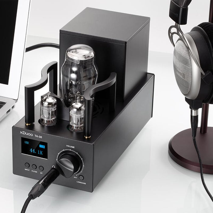 xDuoo TA-30 Tube Headphone DAC & Tube Amplifier HiFiGo