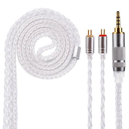 Yinyoo 16 Core Silver Plated Cable 2.5/3.5/4.4mm Upgrade Cable HiFiGo