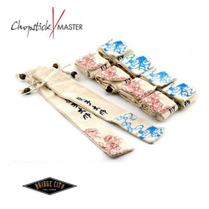 Chopstick Master Sleeves (set of 10)