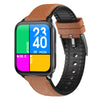 ECG Monitor Fitness Tracker V19 Purple