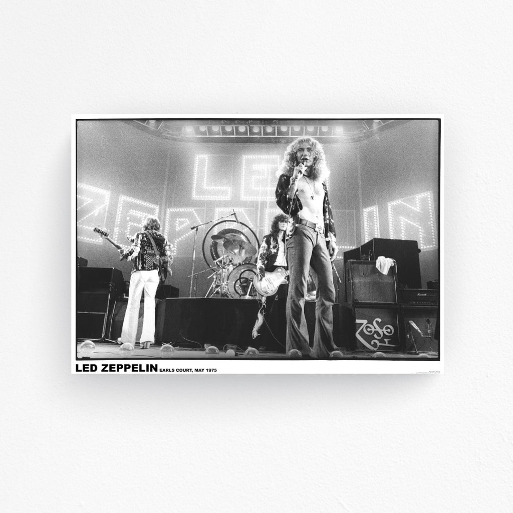 Led Zeppelin - Earls Court 1975