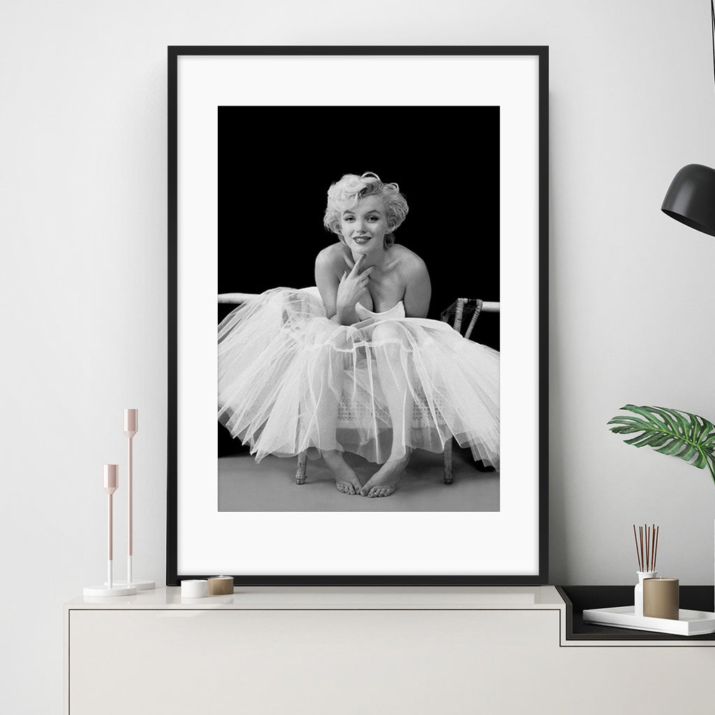 Marilyn Monroe The Ballerina