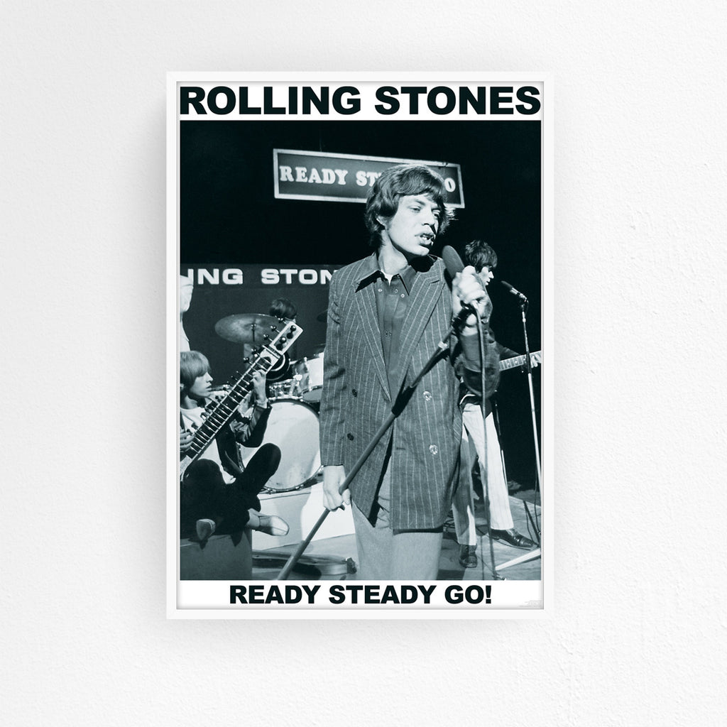 Rolling Stones -  Ready Steady Go