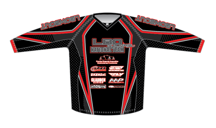 LBO Racing National Jersey