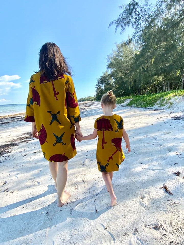 Us Moms and How I Fell in Love with the Shift Dress