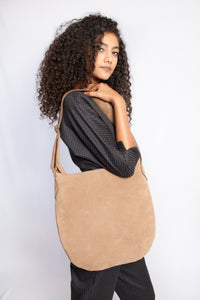 The Moon Bag Brown