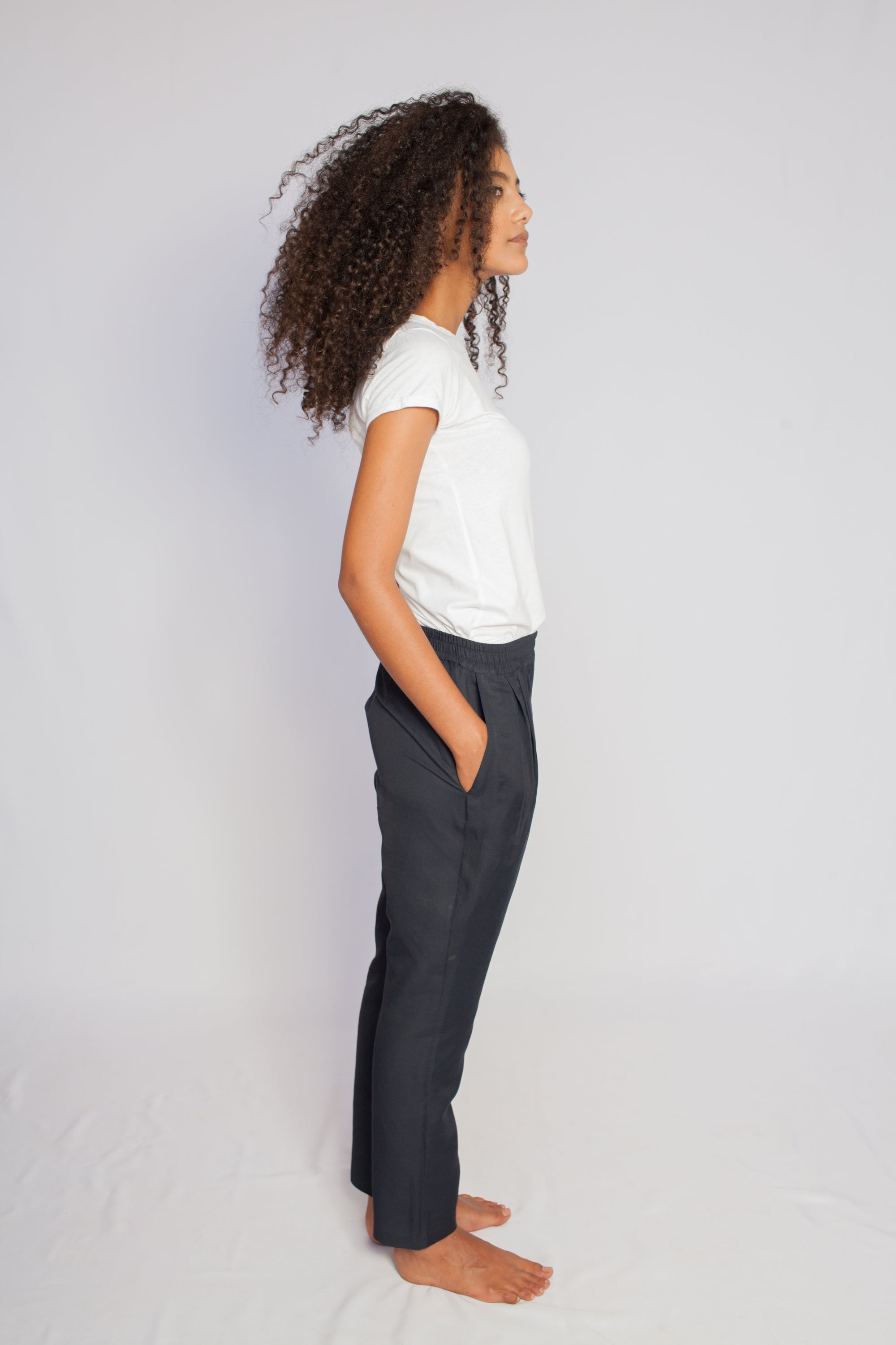The Rift Valley Pants Navy Blue