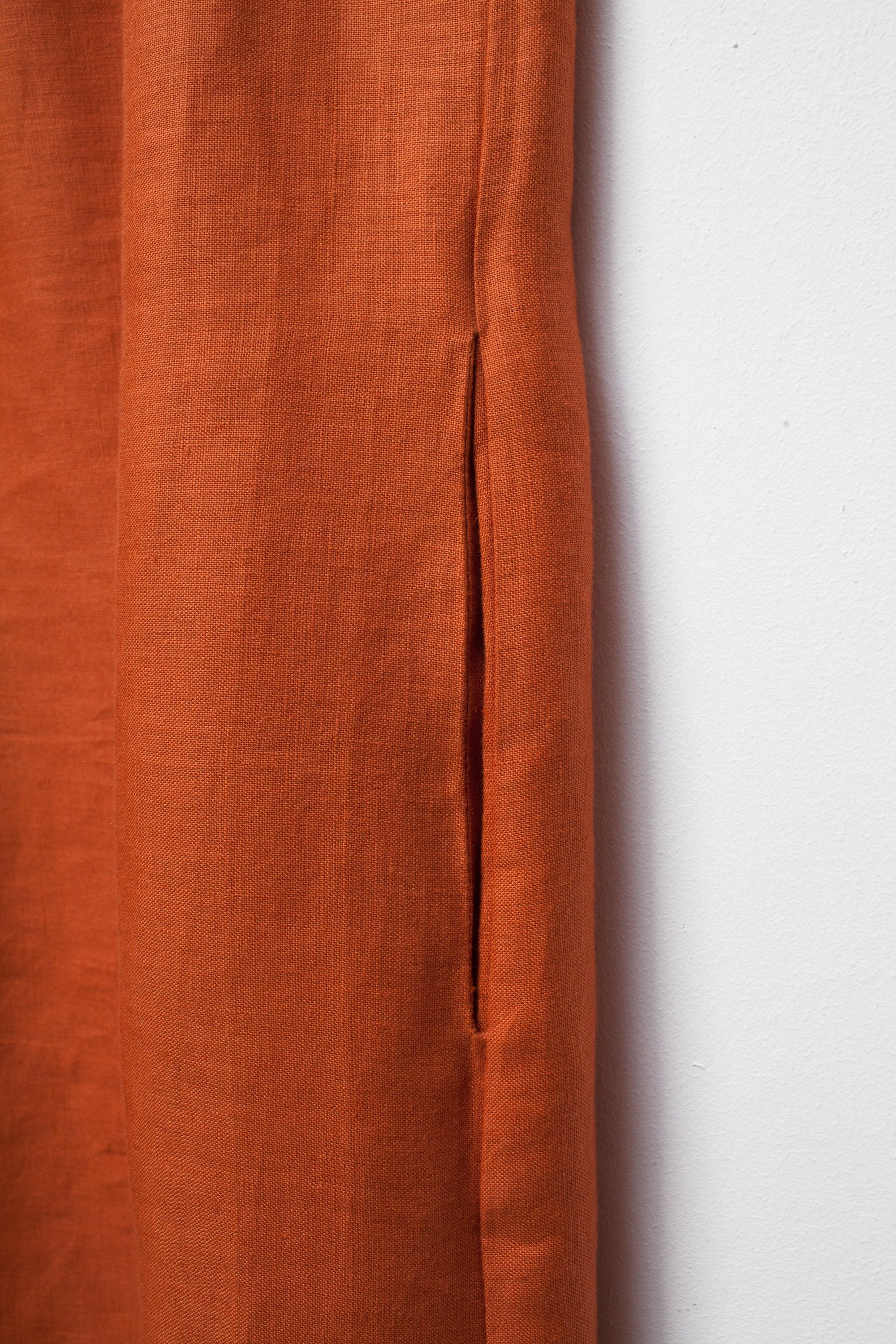 The Maya String Dress Linen