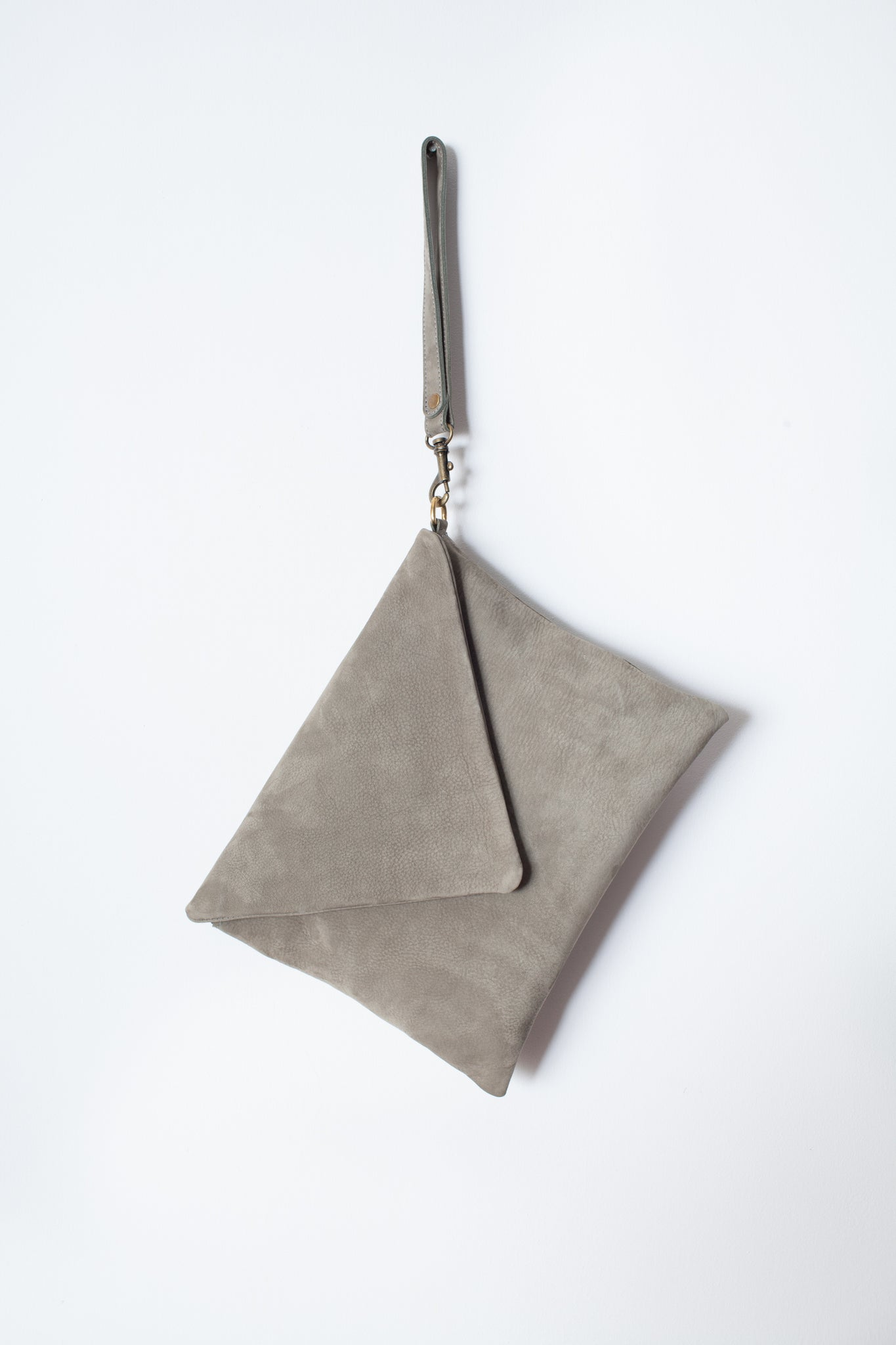 The Envelope Bag Eucalyptus Grey