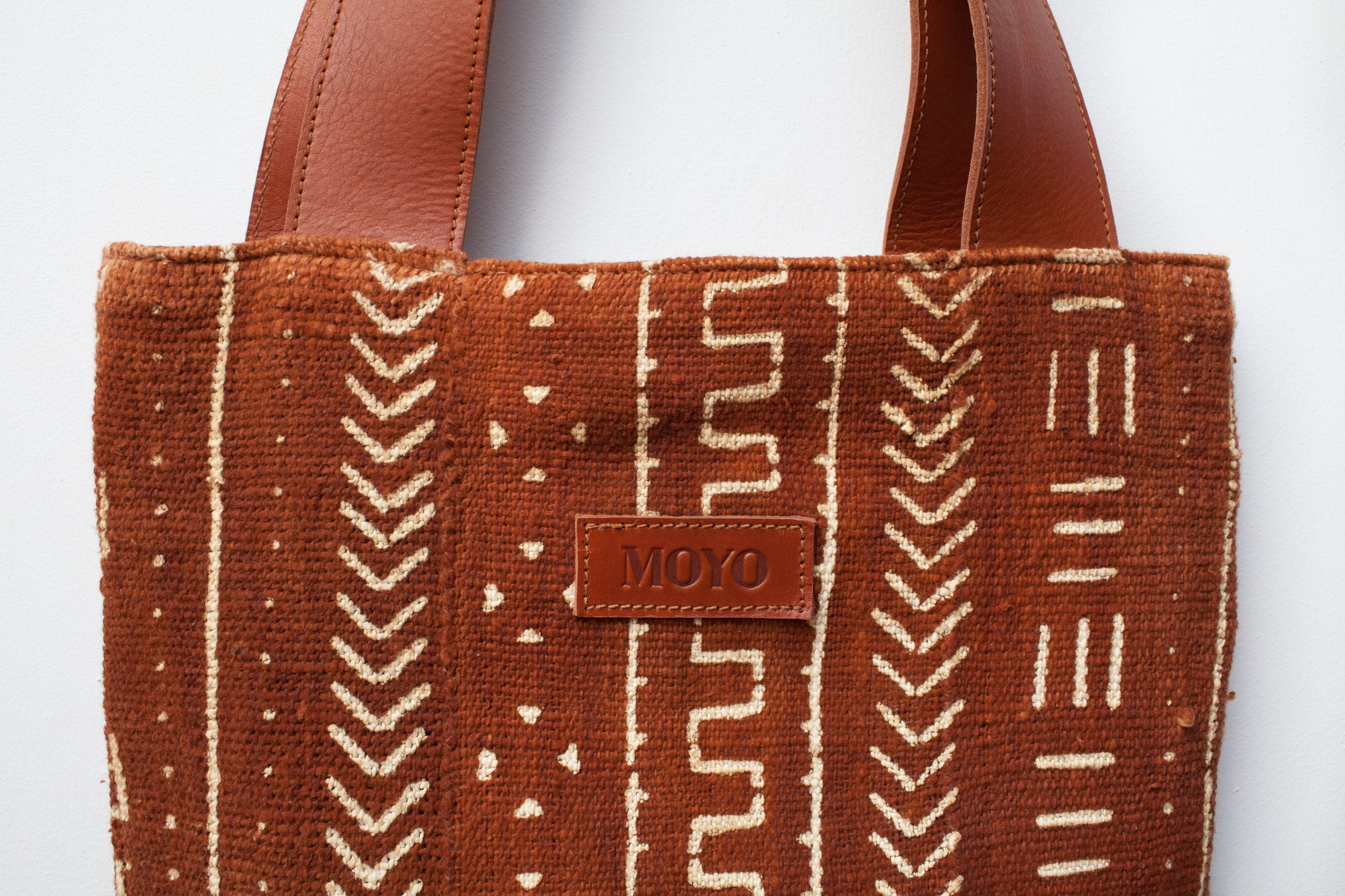 The MUD CLOTH Bag