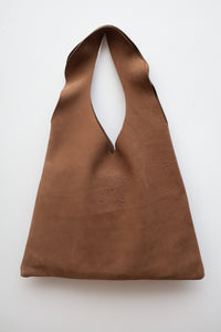 The Pyramid Bag Caramel