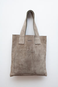 The MOYO Bag Eucalyptus Grey