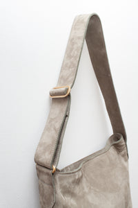 The Moon Bag Eucalyptus Grey