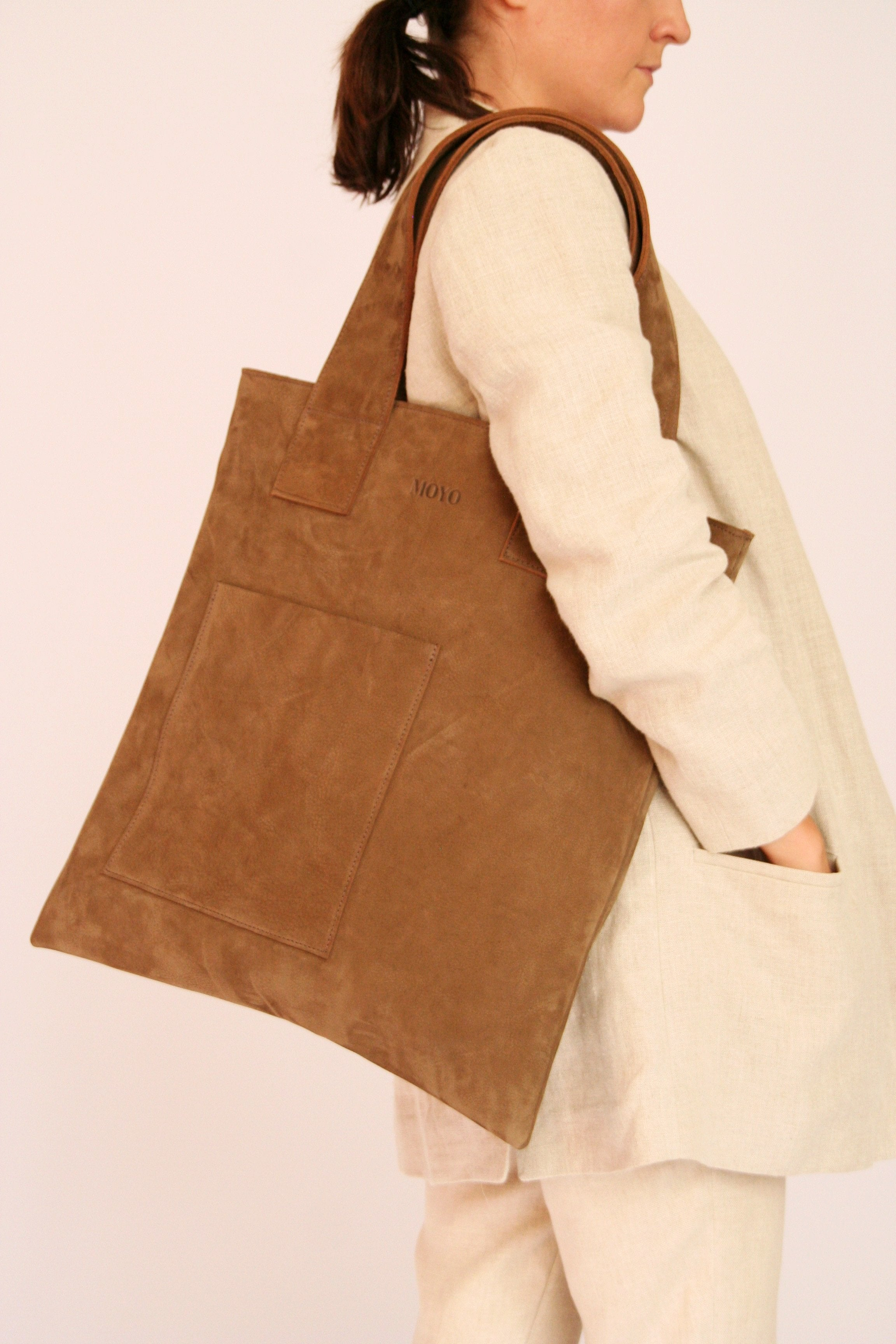 The MOYO Bag Brown