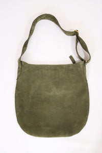 The Moon Bag Eucalyptus Green