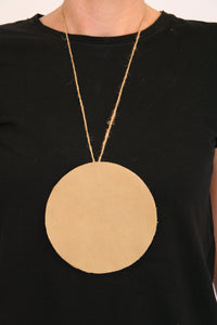 Ketting EARTH Zand large