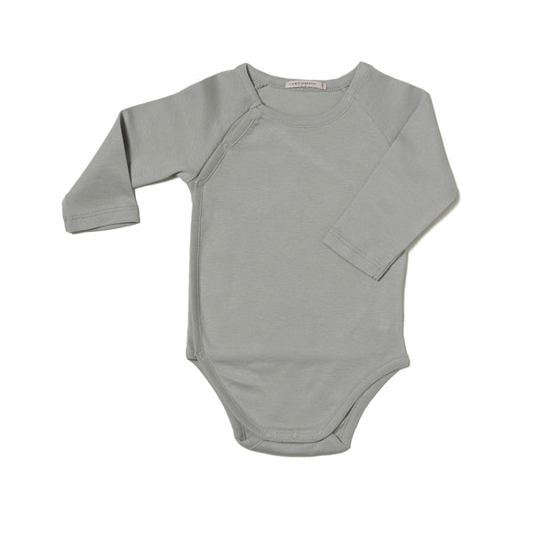 Raglan Sleeved Crew Neck Onesie