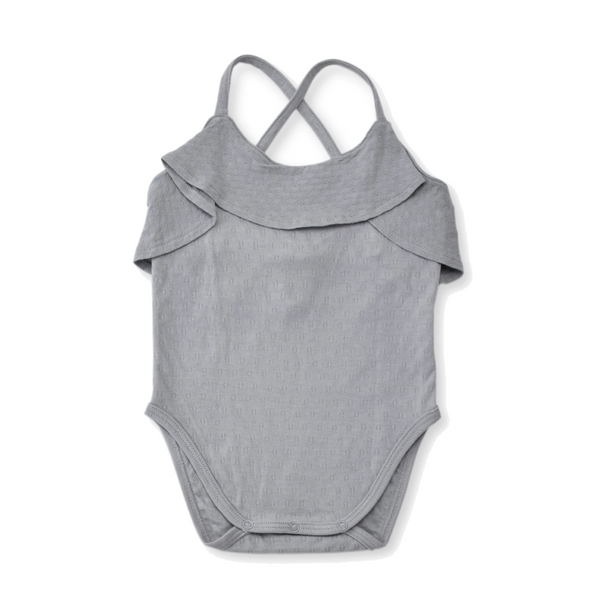 Onesie Tank with Ruffle