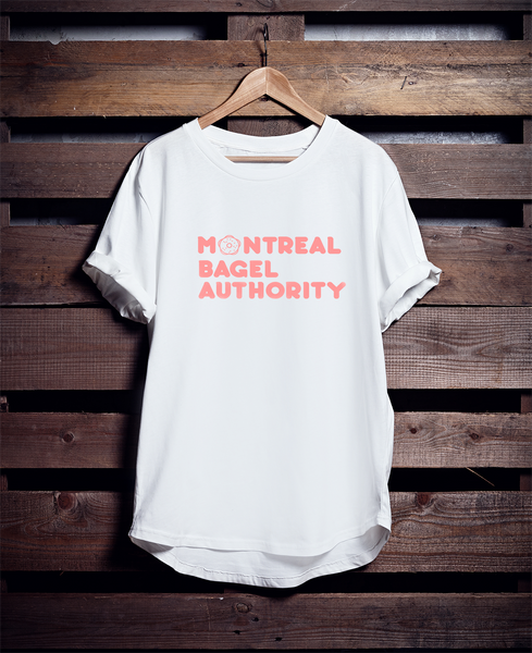 MONTREAL Bagel Authority T-SHIRT
