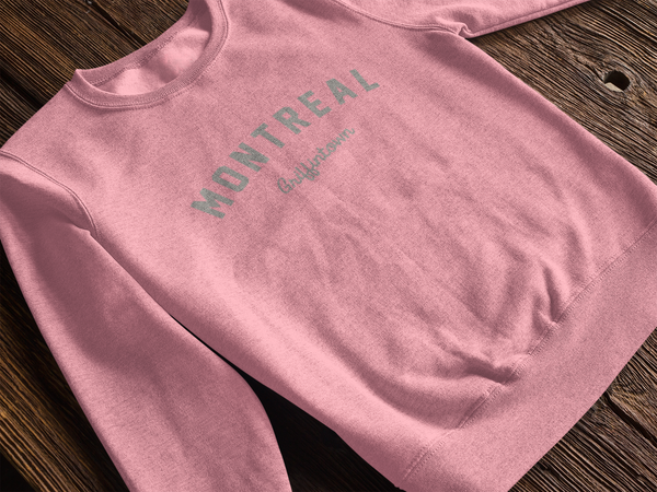 MONTREAL Griffintown SWEAT