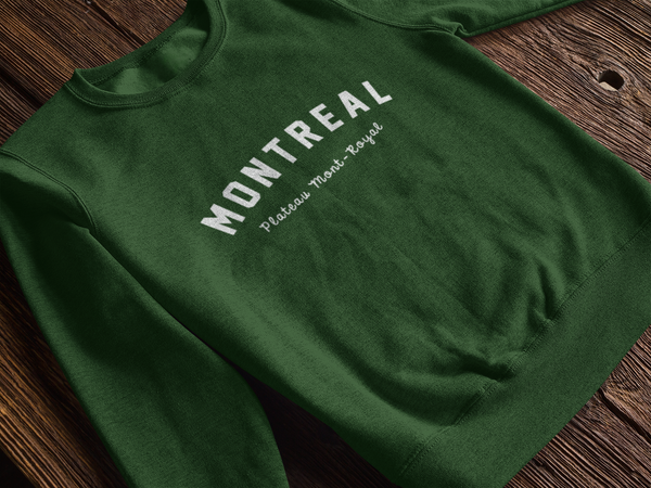 MONTREAL Le Village SWEAT