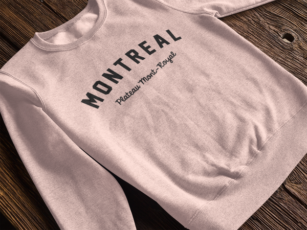 MONTREAL Plateau Mont-Royal SWEAT