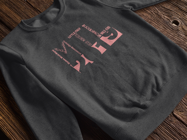 MONTREAL Puzzle 2019 SWEAT