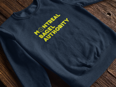 MONTREAL Bagel Authority SWEAT