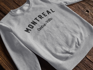 MONTREAL Centre-Ville SWEAT