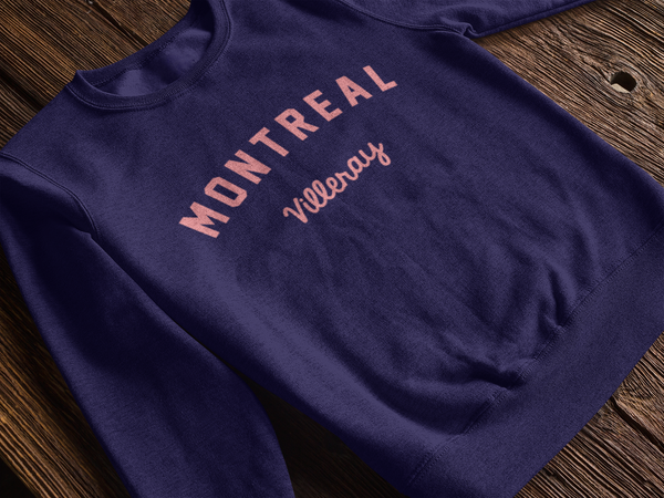 MONTREAL Villeray SWEAT