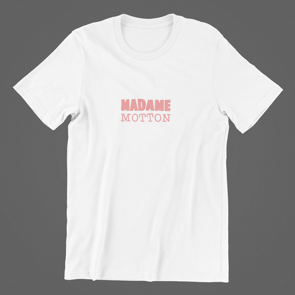 MADAME Motton T-SHIRT