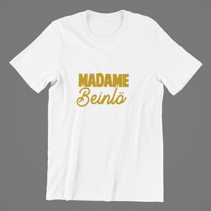 MADAME Beinlö T-SHIRT