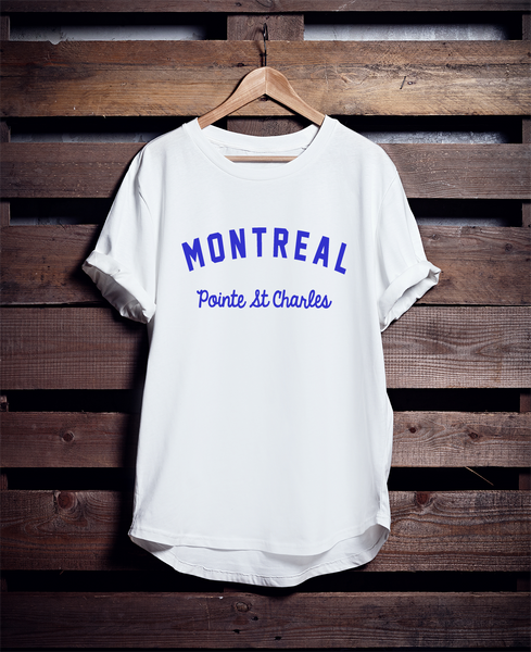 MONTREAL Pointe St Charles T-SHIRT