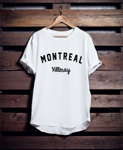 MONTREAL Villeray T-SHIRT