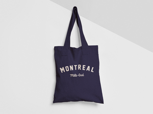 MONTREAL Mile-End TOTE BAG