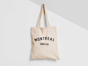 MONTREAL Villeray TOTE BAG