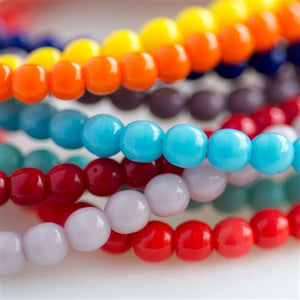 Colourful Stacking bracelets
